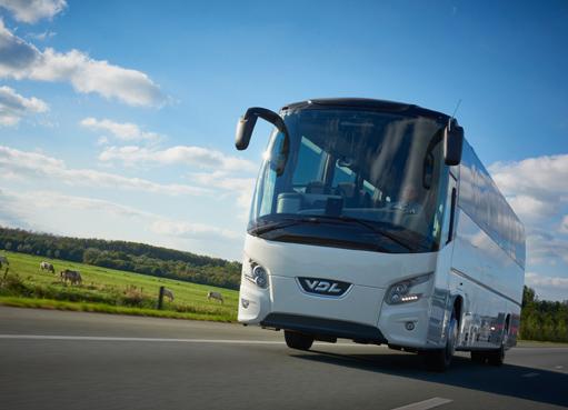VDL presentará modelos basados en la movilidad eléctrica en Busworld