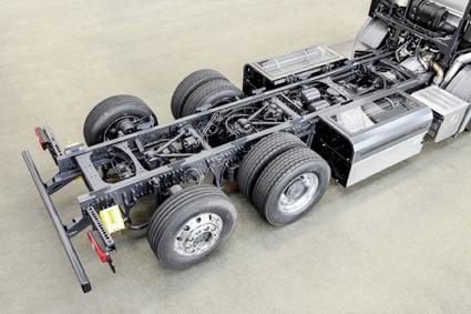Stuttgar cuadriplica sus camiones de residuos de gas