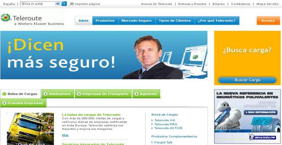 Teleroute presenta el servicio Carga de Documentos que permite compartir documentos antes de cerrar un acuerdo