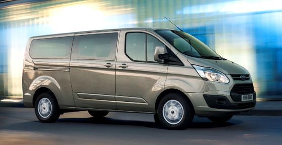 La Nueva Ford Transit Custom logra la primera puntuación cinco Estrellas Euro NCAP de su segmento