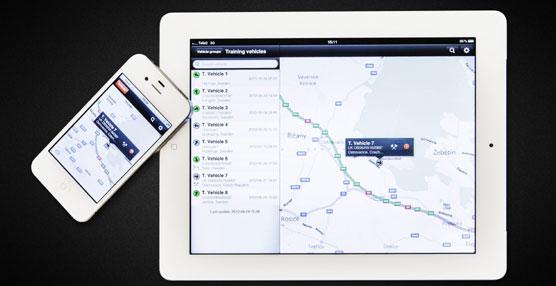 Scania lanza un nuevo sistema de gestión de flotas integrado para que las empresas lleven un mejor control