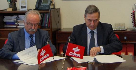 La APBA y CEPSA firman un convenio de buenas prácticas medioambientales que serán examinadas cada año