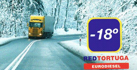 Redtortuga pone a disposición de todos sus clientes por cuarto año consecutivo Diésel a -18ºC (POFF)