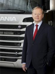Scania nombra a Leif Östling como nuevo Vicepresidente del Consejo de Administración de la empresa
