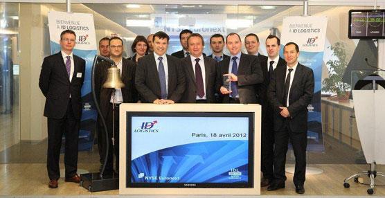 La Bolsa de París premia a ID Logistics por ser la mejor operación de salida en bolsa durante el 2012