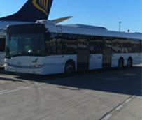 Solaris Bus Ibérica entrega un Urbino 15 adicional a Air Rail para dar servicio en el aeropuerto de Bilbao