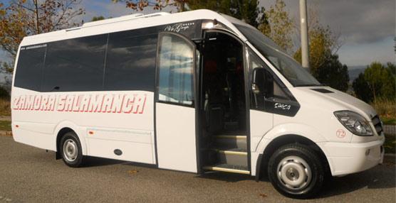El vehículo adquirido por Zamora-Salamanca.