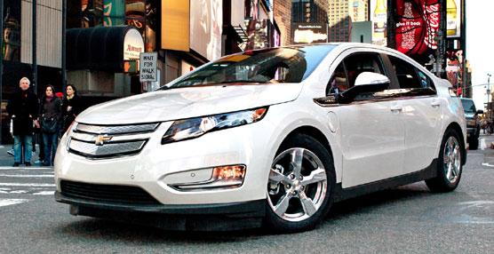 Los propietarios del Chevrolet Volt en Estados Unidos recorren más de 160 millones de kilómetros con electricidad