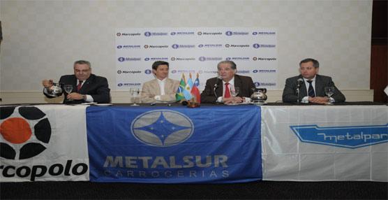 Metalpar de Chile y Marcopolo de Brasil adquieren el 51% de las acciones de Metalsur de Argentina