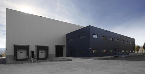 INBISA Construcción finaliza las obras de una nave logística para Concerto en Girona con más de 3.000 metros cuadrados