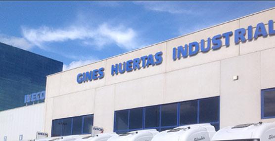 La empresa de transportes A.T. García Ros recibe ocho nuevos camiones Iveco Stralis AS 440