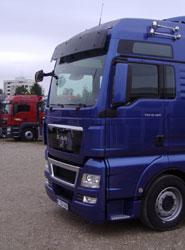 Francia aprueba la generalización de las 44 Toneladas en vehículos de más de cuatro ejes
