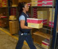 Marypaz implementa la tecnología de Vocollect desde el reparto de mercancía hasta su carga en el camión