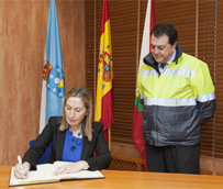 Fomento valora de manera positiva la adjudicación de Gefco a Suardiaz de la Autopista del Mar de Vigo