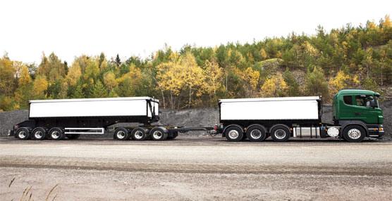 Scania entrega los primeros vehículos, de los 400 totales, a la empresa de construcción e ingeniería Peab