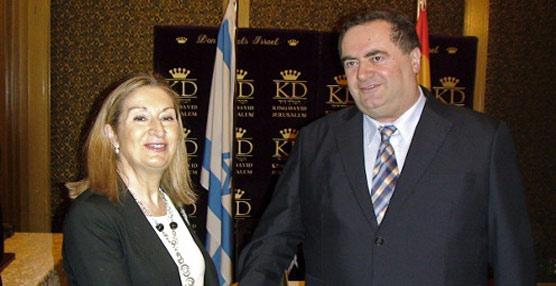 España e Israel acuerdan la cooperación técnica en materia de transporte e infraestructuras