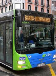 El Ayuntamiento de San Sebastián anuncia las modificaciones en las líneas por la Cabalgata de Reyes
