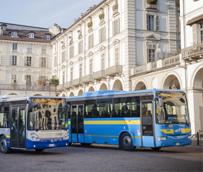 La ciudad de Turín ha adquirido 186 autobuses de los modelos Crossway y Citelis Diésel de Iveco Irisbus