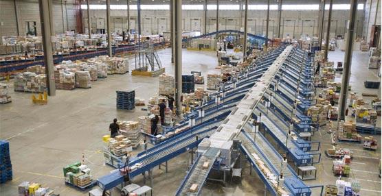 El comercio electrónico crece hasta representar el 40% de la absorción logística en España, según CBRE