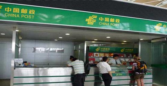 Correos busca aliarse con China Post para 'hacerse con parte del flujo de envíos entre España y el país asiático'