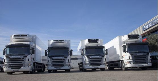 Gonnfertrans S.L. ha elegido cuatro vehículos de  gama Complet de Scania para expandir su negocio