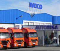 El Grupo Arnedo recibe las 10 primeras unidades de su nuevo Stralis Hi-Way entregadas en España