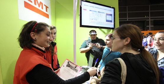 EMT de Valencia finaliza su presencia en la Feria Juvenil Expojove con un balance 'muy positivo'