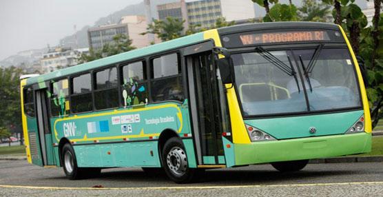 El nuevo autobús CNG, de MAN Latin America, presente en el tercer taller sobre Gas Natural para Vehículos Pesados