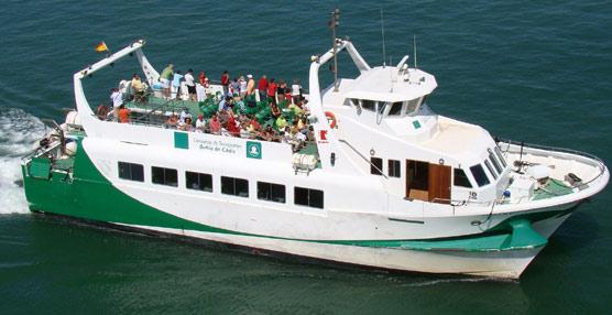 Las conexiones entre Cádiz y el Puerto de Santa María y Rota por barco se verán incrementadas el próximo domingo.