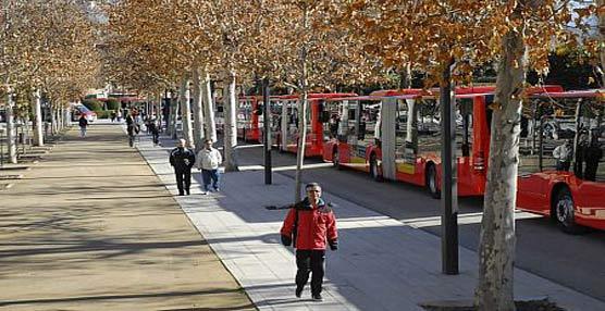 Granada renueva la edad media de su flota de autobuses con la incorporación de 15 nuevos vehículos de Mercedes-Benz