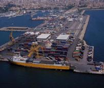 Tirme espera transportar 40.000 toneladas de residuos al año entre Sabadell y Baleares, tras la llegada del primer ferry