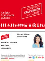Concluye el periodo de cambio gratuito para obtener la nueva tarjeta sin contacto en Madrid