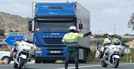 CC.OO. denuncia que las patronales de transporte 'pretenden que los conductores paguen las sanciones' de las empresas