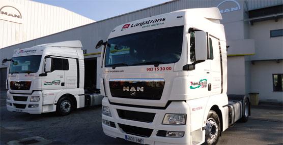 La granadina Lanjatrans vuelve a 'confiar' en MAN, adquiriendo tres nuevas tractoras MAN TGX EfficientLine