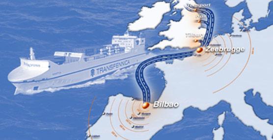 Las navieras P&O y Transfennica sellan un acuerdo para el transporte de mercancías entre Bilbao y el Reino Unido