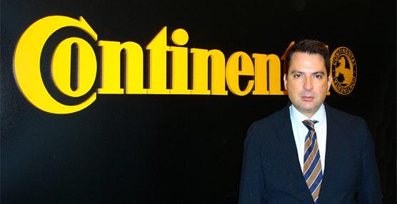 Alejandro Moyano, nuevo responsable nacional de Flotas de la División de Neumáticos para Vehículos Comerciales de Continental