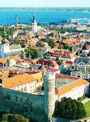 Tallín es la primera capital de Europa donde el transporte público es gratuito para todos sus ciudadanos