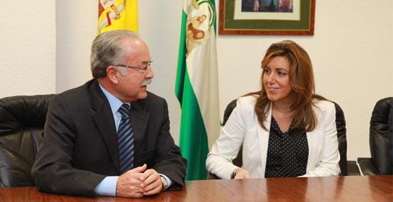 Andalucía pide implicación por parte del Gobierno central en la vía férrea que une el Puerto de Algeciras con Bobadilla