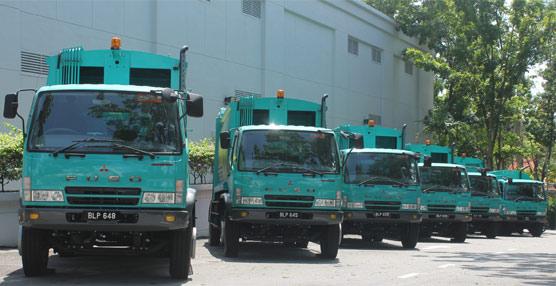 La filial japonesa de Daimler se consolida en el mercado de Asía-Pacífico con una de sus mayores exportaciones a Malasia y Australia