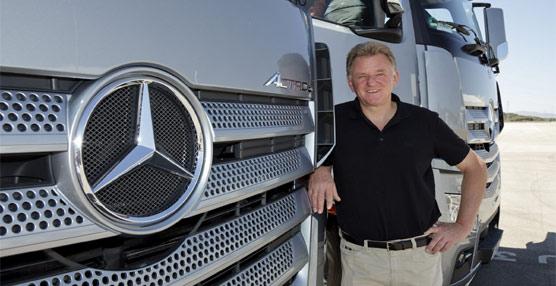 Andreas Renschler nombrado nuevo presidente de la Asociación Europea de Fabricantes de Automóviles