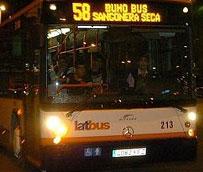 Usuarios de transporte público piden al Ayuntamiento de Murcia que 'evite supresión del Búho-Bus'