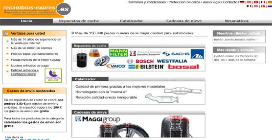 La tienda de venta online de neumáticos Delticom celebra el tercer aniversario de su llegada a España