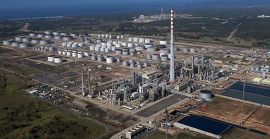 La refinería portuguesa de Sines comienza la producción comercial de gasóleo 'convirtiendo a Galp Energía en exportador'