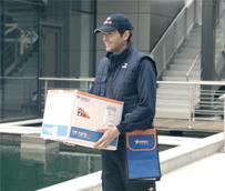 La empresa de paquetería Tipsa logró un crecimiento de un 1,5% durante el año pasado