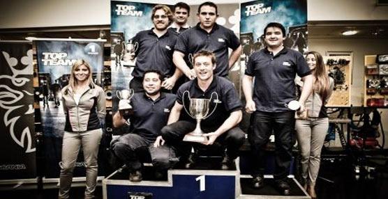 8.000 técnicos de Scania participarán en el programa de formación 'Scania Top Team' 'para mejorar sus habilidades y capacitaciones'