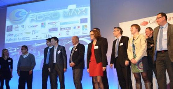 """El proyecto RORO Max es reconocido con el 'Trophy of the Kings of the Supply Chain 2013"""""""