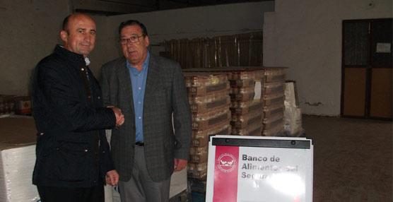 La Asociación Murciana de Logística anuncia su colaboración con los bancos de alimentos de la región