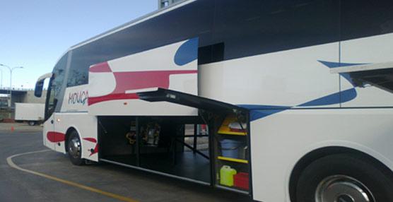 El nuevo Stellae de Castrosua llega a Madrid 'con una carrocería totalmente multiplexada y un amplio maletero'