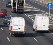 Los transportistas de vehículos ligeros acordarán movilizaciones contra la reforma de la LOTT