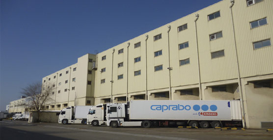 Caprabo reorganizará la distribución logística de sus supermercados en Navarra 'para ganar en competitividad'